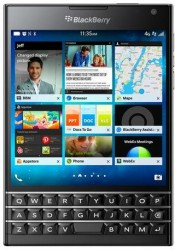 BlackBerry Passport hollandsnieuwe