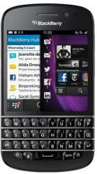 BlackBerry Q10>
