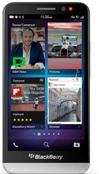 BlackBerry Z30 bij .hollandsnieuwe