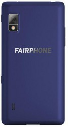 Fairphone 2 achterkant