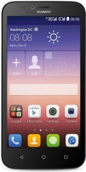 Huawei Y625 Dual Sim Black specificaties