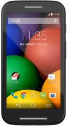 Motorola Moto E specificaties