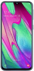 Samsung Galaxy A40 hollandsnieuwe