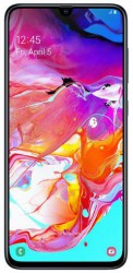 Samsung Galaxy A70 hollandsnieuwe