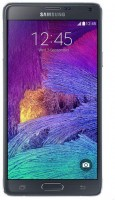 Samsung Galaxy Note 4 zijkant