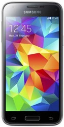 Samsung Galaxy S5 Mini voorkant