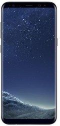 Samsung Galaxy S8 Plus voorkant