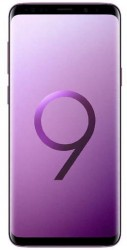Samsung Galaxy S9 Plus voorkant